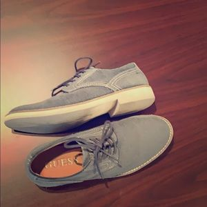 Blue Dress Shoes by Guess